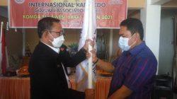 Musda Internasional Karate-do Gojukai Association Sulbar, Wakil Ketua DPRD Sulbar H.Abdul Rahim Terpilih Jadi Ketua