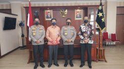 Kapolda Kepri Terima Kunjungan Silaturahmi Tim Direktorat Pengawasan Bidang Pertahanan Dan Keamanan BPKP