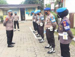 Kasi Propam Polres Pelabuhan Makassar Pimpin Apel Pagi, Ini Pesannya ??